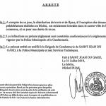 Tracter à St-Jean du Gard mardi 13 août à partir de 9h !
